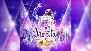 Violetta - Juntos Somos Más (Vivo) (Audio)