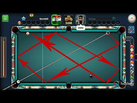 8 ball pool - Insane indirect shots - Berlin Platzz - Arqum Gamer