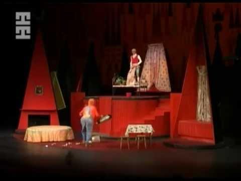 Театр Сатиры - Малыш и Карлсон, который живет на крыше