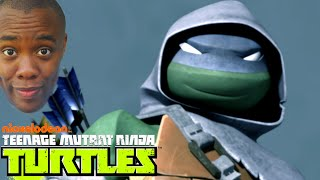 "NINJA TURTLES ""Vision Quest"" Review : Black Nerd"