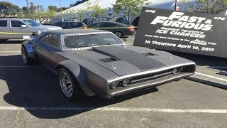 Fast & Furious 8 - Dom