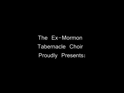 Put Your Shoulder To the Wheel (Hymn # 252) Parody: And the Mormons Just Believe