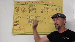David Solnit (part 1/2) Arts Organizing & Strategy for Social Revolution - Sept 28 2014 - Brooklyn