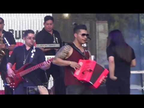 2017 Univision Fanfair - AJ Castillo