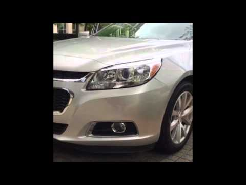 Auto Impressions - BACKUP CAMERA WITH REAR VIEW MONITOR INSTALLATION CHEVY MALIBU