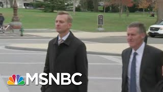 'It's A Bombshell': Shakedown Witness Confirms Damning Impeachment Call | MSNBC