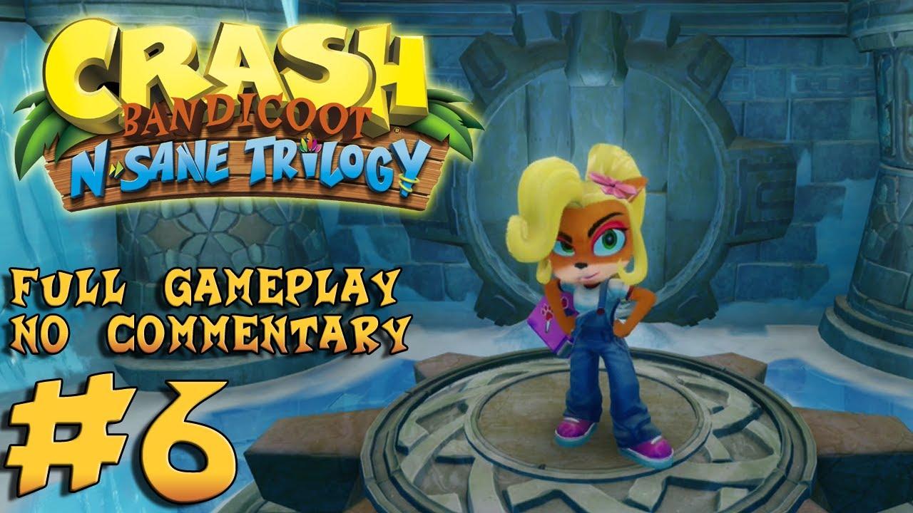 Crash Bandicoot  How To Get To Warp Room