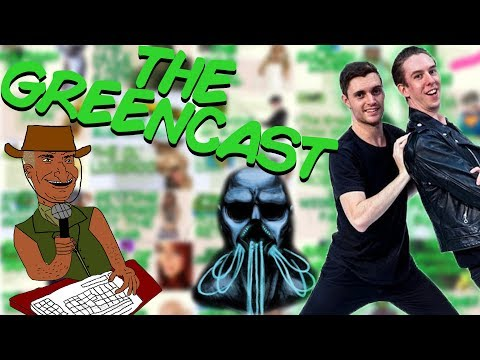 The Greencast Episode 9- Getting on National Radio and #CreepyLeaks