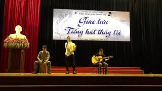 ĐÔI CHÂN TRẦN - TRẦN PHƯƠNG (cover acoustic)