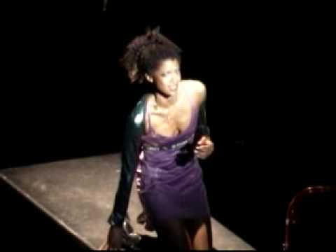Renee Goldsberry as Mimi-RENT: Without You