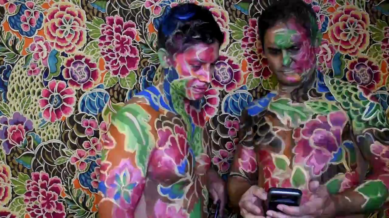 Camouflage Body Painting By Avi Ram Skin Wars Finalist Youtube