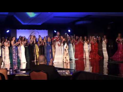 Crowning of Miss New Jersey USA 2017- Chhavi Verg