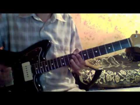Soundgarden - Somewhere (play along)