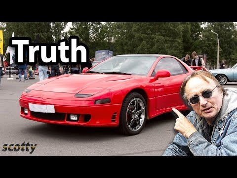 Here's What I Think About Buying a Mitsubishi 3000GT and More | Car Advice