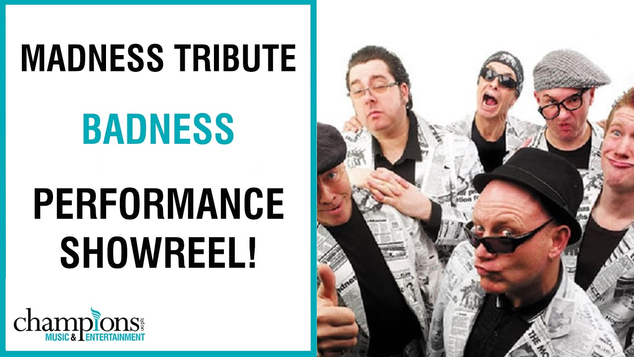 Download Badness - Madness Tribute