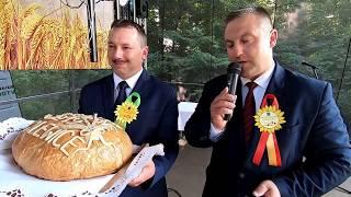 Dożynki gminne w Chlewicach