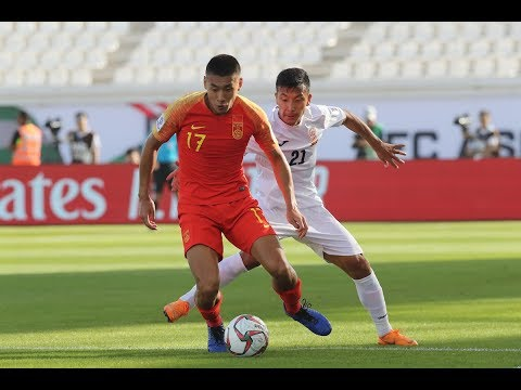 China PR 2-1 Kyrgyz Republic (AFC Asian Cup UAE 2019: Group Stage)
