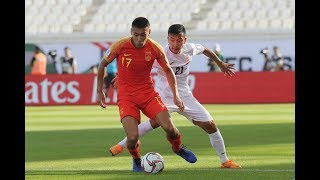 Highlights: China PR 2-1 Kyrgyz Republic (AFC Asian Cup UAE 2019: Group Stage)