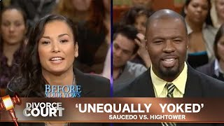 Vintage Divorce Court: Unequally Yoked