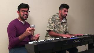 Creep On Me - GASHI, French Montana, DJ Snake | Cover