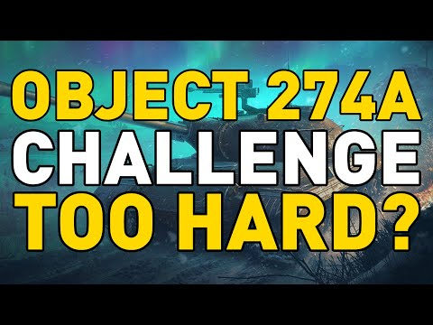 Is the Object 274a Polar Challenge POSSIBLE in World of Tanks???