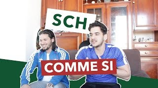 PREMIERE ECOUTE - SCH - Comme Si