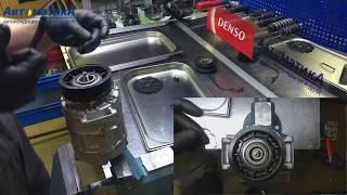 Шумит компрессор кондиционера Volkswagen Transporter. Замена муфты.(, 2017-02-11T15:22:27.000Z)