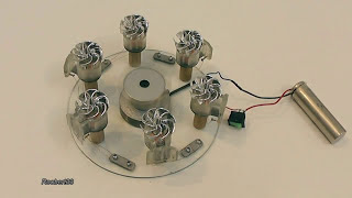 Little magnetic motors