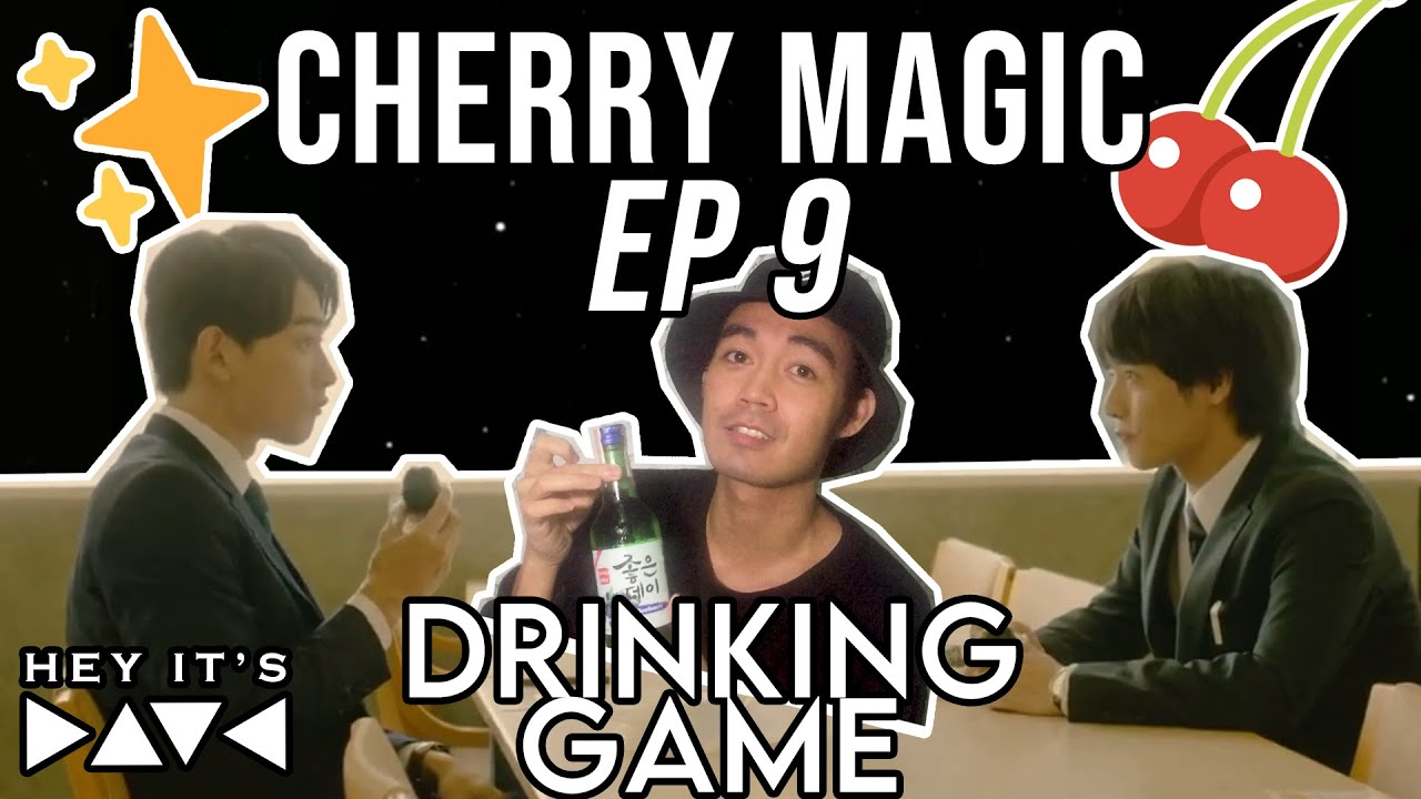 Download Cherry Magic Ep 9 Reaction / Drinking Game by Dave    Hey It's Dave