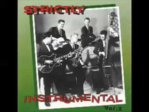 Various – Strictly Instrumental Vol 2 : 50s 60s Instrumental Surf Rock & Roll Instro Music Bands LP