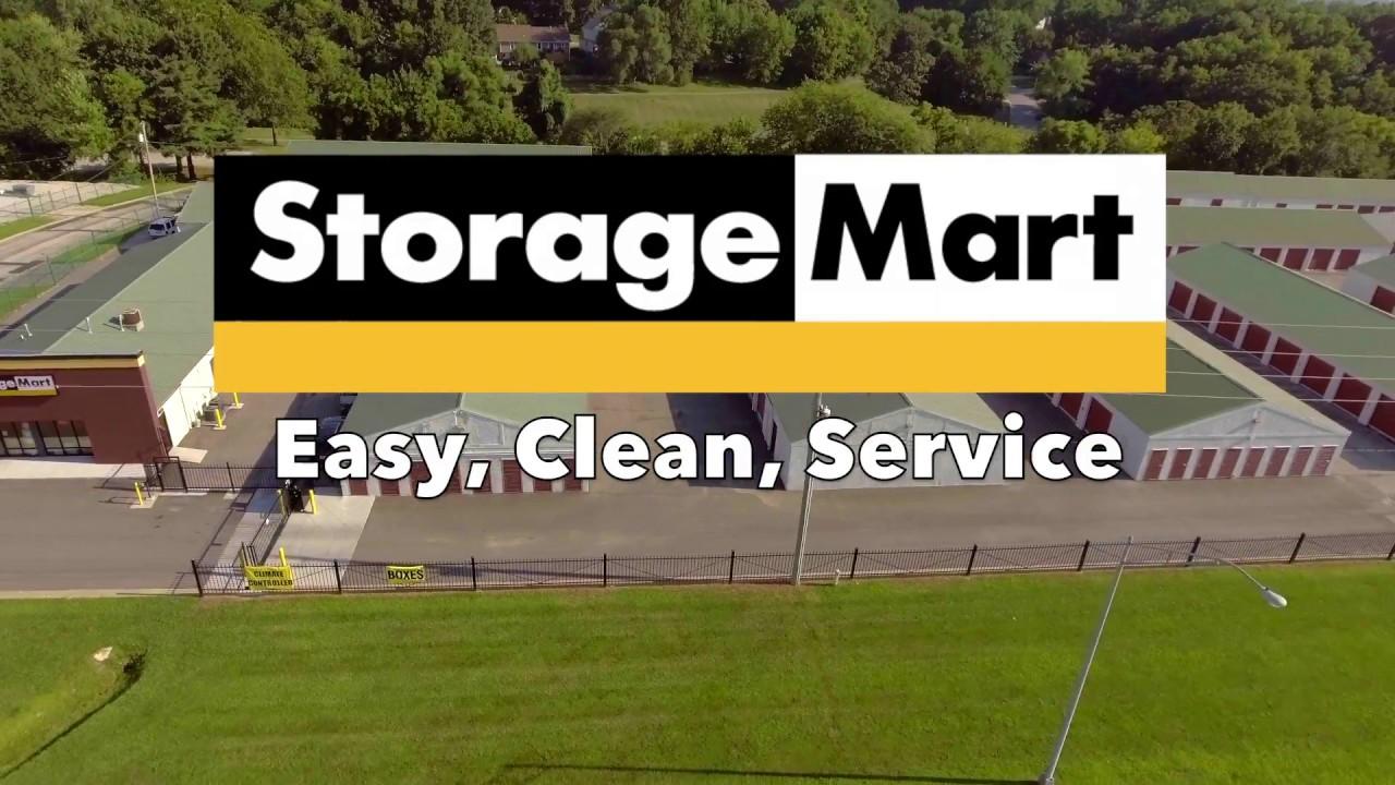 Charmant Self Storage At 2300 SW US Highway 40 In Blue Springs, MO | StorageMart