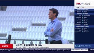 Ligue 1 - Un supporter de l'OM :