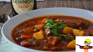 Irish Stout Beef Stew - ST. PATRICK'S DAY