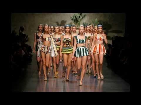 Коллекция Dolce & Gabbana весна-лето 2013