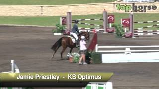 Super Junior FinWorld Cup Qualifier - Sydney Summer Showjumping Classic