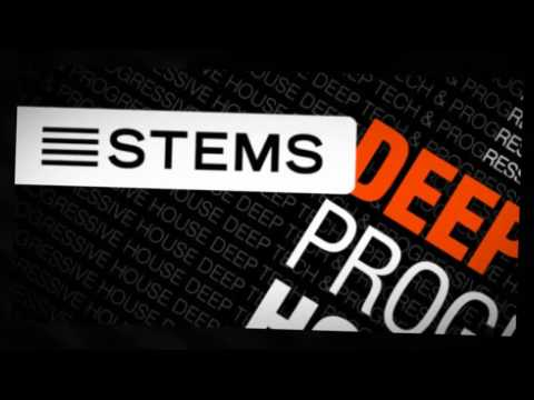 DJ Mixtools 40 - Deep Tech & Progressive House Vol 2 - Audio Stems