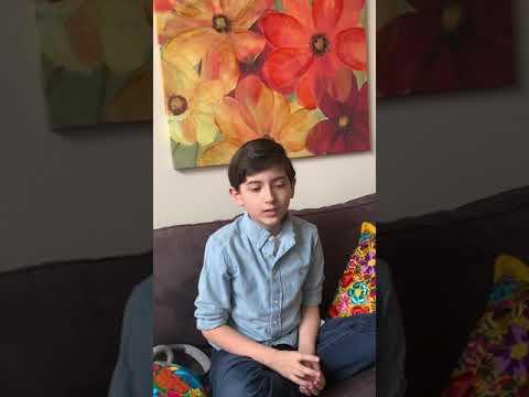 La Gitana - Conoce a Oscarito, un niño autista que explica el autismo.