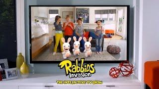 rabbids invasion the interactive tv show   launch trailer anz