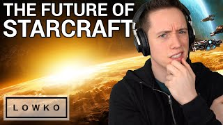 The Future Of StarCraft 2! Goodbye WCS...