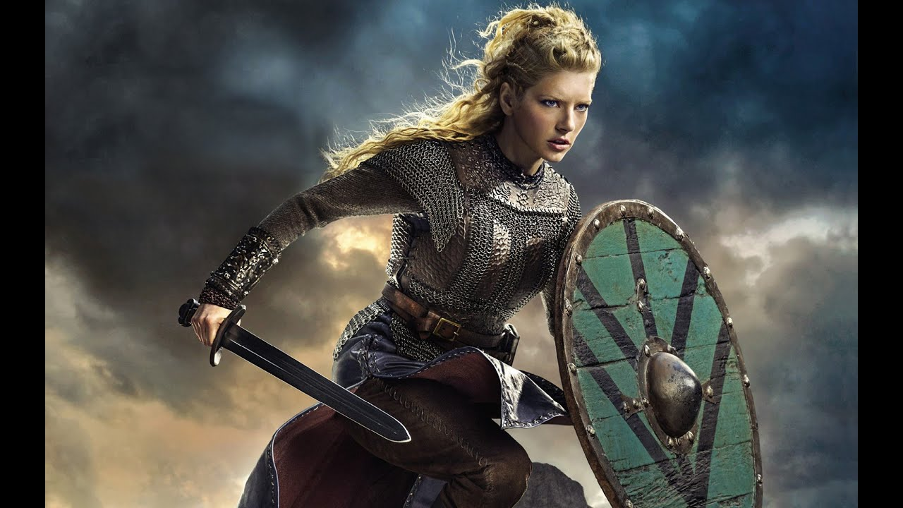 warrior vikings Katheryn winnick