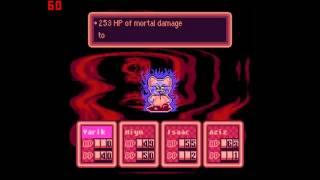 Earthbound Halloween Hack - Final Boss Dr. Andonuts + Ending thumbnail