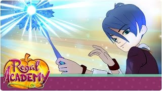 Regal Academy | Hawk's Snow Magic