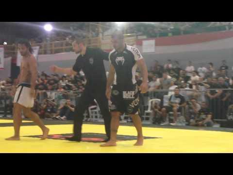 Melhores momentos de Rodolfo Vieira x Ben Henderson no ADCC 2015