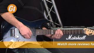 Marshall Haze MHZ40C Amp Demo / Review With Danny Gill For iGuitar Mag