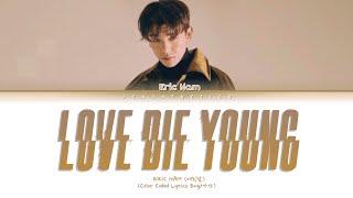 Eric Nam (에릭남) - Love Die Young (Color Coded Lyrics Eng/가사)