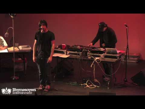 Eyedea & Abilities - Burn Fetish (Live)
