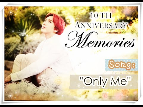 """Park Jung Min (박정민) """"Only Me""""「10th Anniversary- Memories」/ Music Audio"""