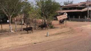 Laos Savannakhet to Pakse by Bus