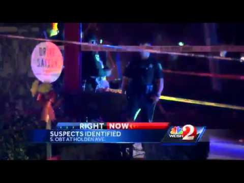 Fugitive shot by Fla. deputies after ramming squad, pinning deputy