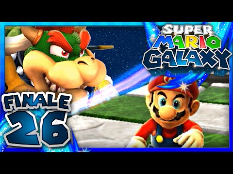 Super Mario Galaxy - Part 26 - The Fate of the Universe! (1080p 60FPS)
